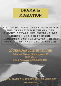 Drama in Migration