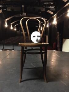 Die Bühne im Schubert Theater. Hier finden Coachings & Workshops statt.